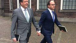 Après l'agression d'un couple gay aux Pays-Bas, ces élus ont eu la meilleure des