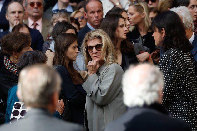 L'ex-femme de Jean Rochefort, Nicole