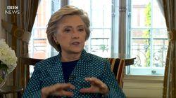Affaire Weinstein: pour Hillary Clinton, il ne faut pas oublier