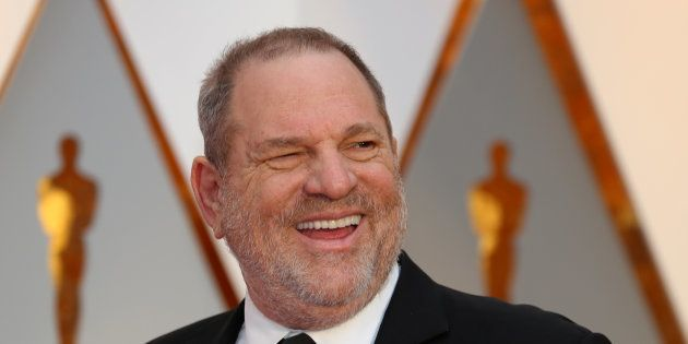 Harvey Weinstein à Hollywood le 26 février