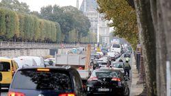 Pollution: la circulation alternée est reconduite mercredi à Paris et en proche