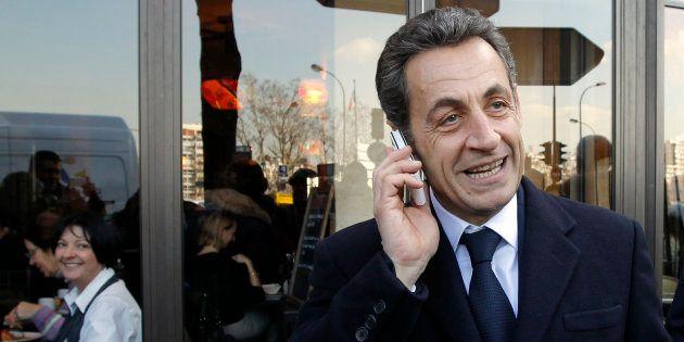 Sarkozy comparé à
