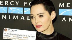 L'actrice Rose McGowan demande des comptes aux actionnaires de la Weinstein Company, dont