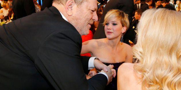L'affaire Weinstein fait émerger le
