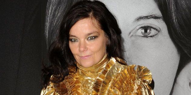 Björk au Musée d'Art moderne de New York en
