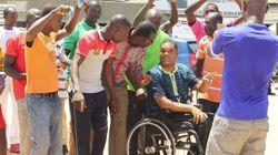 Ce candidat à la présidentielle du Ghana veut prouver que politique et handicap sont