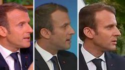Grand entretien sur TF1: Les