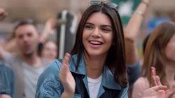 Pepsi s'excuse et retire sa pub avec Kendall Jenner qui fait