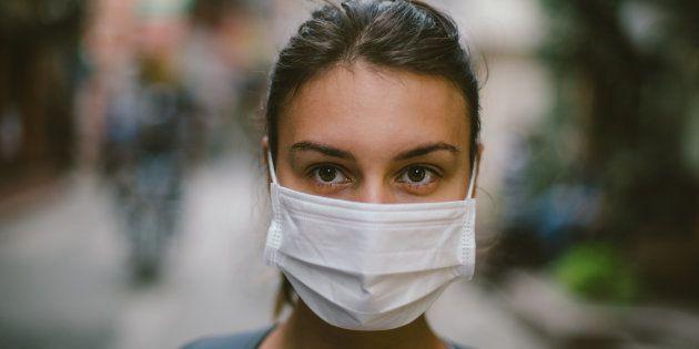 masque anti particule fine ffp3