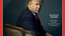 Donald Trump désigné
