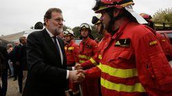 Rajoy parle d'incendies criminels, la Galice dénonce un