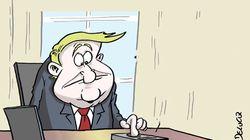 Comment Larry Flynt espère destituer Donald