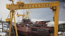 L'État d'accord pour une reprise des chantiers navals de Saint-Nazaire par l'Italien