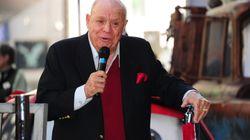 Les hommages pleuvent après la mort de Don Rickles, voix américaine de Monsieur