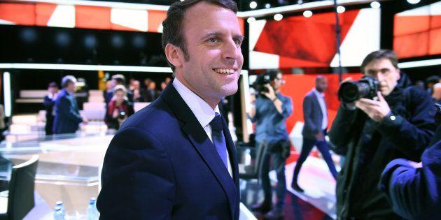 Emmanuel Macron ne sera pas député s'il perd la