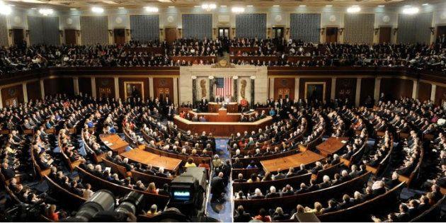 Le Congrès américain n'a pas été sollicité pour la validation de la frappe en Syrie le 6