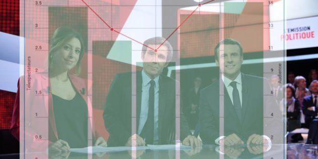 Dans L'Emission politique, Macron fait mieux que ses