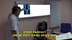 Sa vidéo humoristique sur la vie des internes à l'hôpital cartonne sur