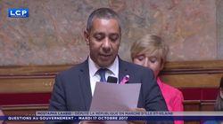 Ce député LREM ovationné après sa question sur les violences faites aux