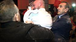 L'un des deux hommes interpellés après l'enfarinage de Fillon était fiché