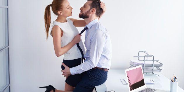 Les Français et le sexe au bureau: ce sondage vous révèle tout