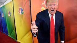 Trump va continuer de produire son émission de télé-réalité tout en étant