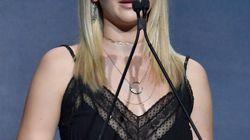 Jennifer Lawrence se confie sur une audition