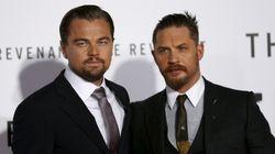 Tom Hardy doit se faire tatouer, à cause de Leonardo