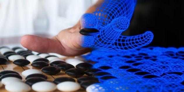 En 3 jours, l'intelligence artificielle de Google a appris le jeu de Go et battu la machine qui a détrôné
