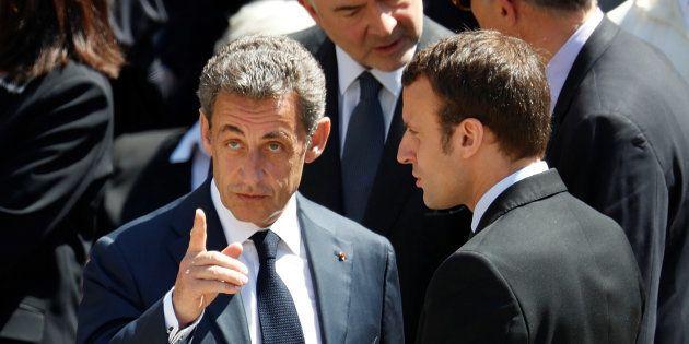 Pour se démarquer de la police de proximité, Macron a (encore) fait du