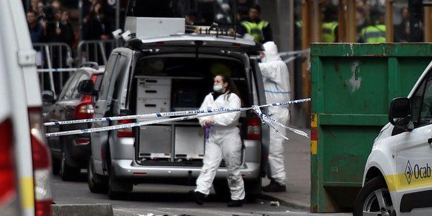 L'auteur présumé de l'attentat de Stockholm est un demandeur d'asile