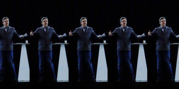 Vous avez aimé l'hologramme de Mélenchon en meeting? Vous n'avez encore rien