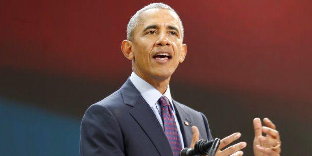 Barack Obama fait son retour sur la scène