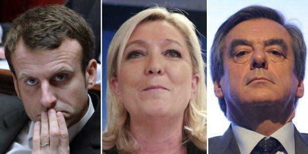 Marine Le Pen mais aussi François Fillon et Emmanuel Macron avant elle ont déclenché des polémiques sur...