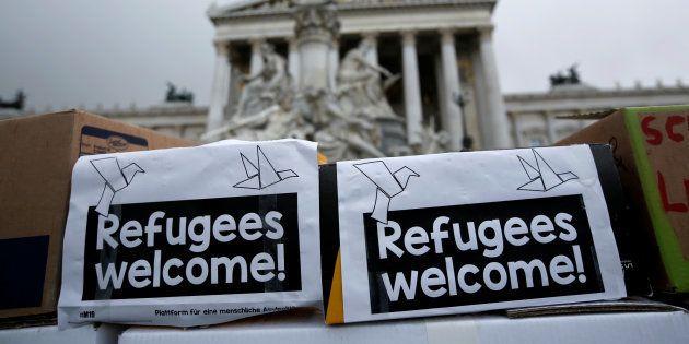 Dans quelques l'année, l'Europe sera-t-elle encore une terre d'asile? REUTERS/Leonhard