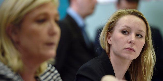 Marion Maréchal attaque frontalement Marine Le Pen et Florian Philippot, et c'est une