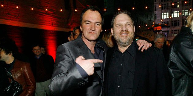 Tarantino savait pour Weinstein et regrette de n'avoir rien