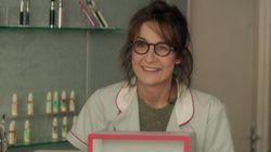 Valérie Lemercier en vieille fille dans la bande-annonce de son prochain