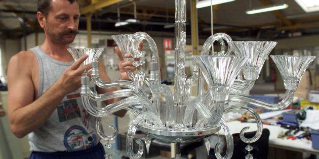 La cristallerie Baccarat passe officiellement sous pavillon chinois pour 185 millions