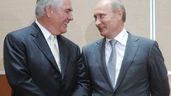 Tillerson à Moscou, l'incarnation du double visage de la diplomatie