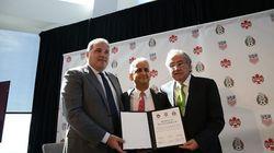 Les États-Unis, le Canada et le Mexique s'unissent pour le Mondial de football
