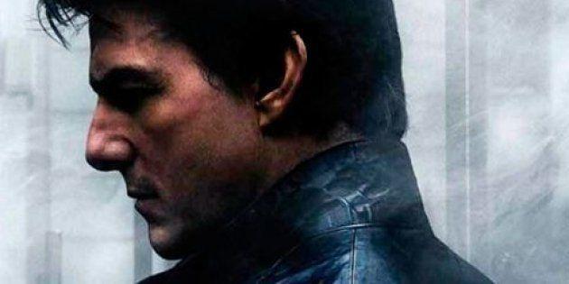 Face à Tom Cruise et Mission Impossible 6, Michel Sapin a eu une pensée pour ses