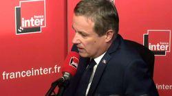 Dupont-Aignan compare la France dans l'UE à une femme