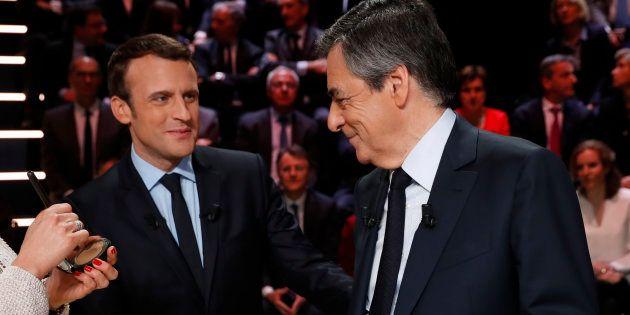 Emmanuel Macron et François Fillon proposent de légiférer par