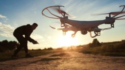 L'utilisation des drones met-elle en danger notre vie