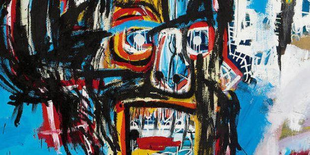 Basquiat Untitled exposé au Seattle Art Museum: un record mondial et un pic historique sur les réseaux