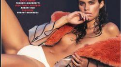 La top model Sara Sampaio accuse