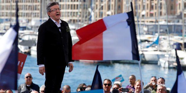 Je vais voter Jean-Luc Mélenchon pour son programme et parce que grâce à lui, le peuple est