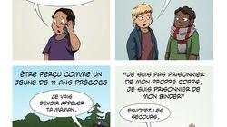 Assignée Garçon, des bandes dessinées pour ridiculiser les discours