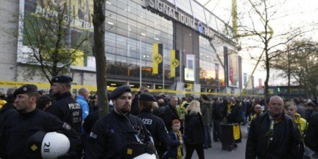 Explosions sur le trajet du bus de Dortmund avant son match face à Monaco, un joueur blessé, le match